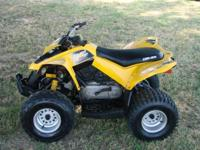 2012 Can Am DS90. Super nice, great running kid-sized