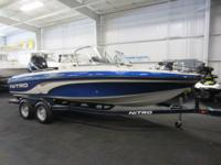 2012 NITRO 290 SPORT WITH ONLY 22 ENGINE HOURS AND