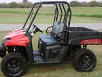 2012 Polaris Ranger 400 4x4. Sharp looking, strong