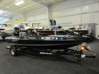 NICE 2012 TRITON 17 EXPLORER WITH ONLY 19 ENGINE HOURS!