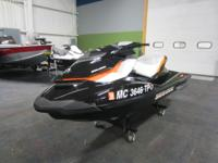 NICE 2013 SEA-DOO GTI SE 155 WITH ONLY 46 HOURS!