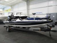 NICE 2013 STRATOS 176 VLO WITH ONLY 82 ENGINE HOURS AND