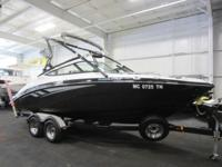 NICE 2013 YAMAHA 212 X WITH 320 HORSEPOWER AND ONLY 14