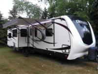 #VERY NICE 2015 KEYSTONE DENALI 287RE CAMPER / TRAVEL