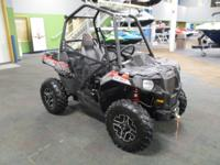 NICE 2015 POLARIS ACE 570 SP EPS WITH ONLY 566 MILES!