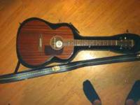 Durango Acoustic guitar- hasnt been played in a while,