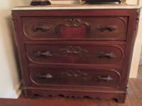 I have for sale two really nice decor;.  1) An antique