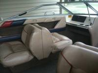 1984 16' bayliner Capri with 85hp force engine for