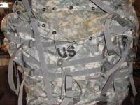 NICE BIG US ARMY BACKPACK 69.00 OBO We have lots of