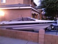 1987 Bayliner Capri 2.3 17'. + trailer goes with it!