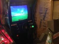 IM SELLING MY ATARI CALIFORNIA SPEED ARCADE DRIVING