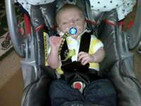 I paid 100 for this carseat and it was rarely used, (it