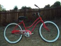 Catalina Beach Cruiser in good condition. Please call