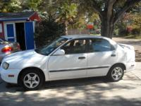 here is a cheap ride 2002 model automatic, cold A/C,