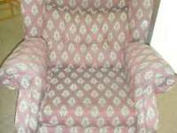 Nice clothe claw ft recliner for 90.00 Its located Have