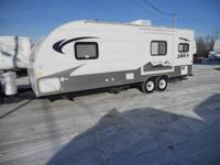 For sale is a Nice Clean 27' 2011 Nomad Joey 260 with a