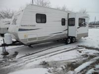 For sale is a Nice Clean 29' 2010 North Country 24RKS