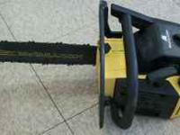 "Top of the Line McCullough Pro 610 16"" Chainsaw. Just"