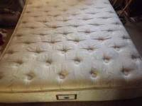 Nice Queen Mattress and Boxspring. Smoke free, no