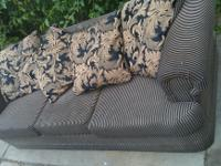 **Nice Couch**Sofa Sleeper Very Nice 3 pieces for sale