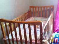 This crib is in great condition because my daughter