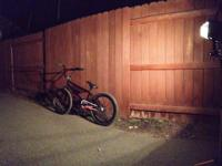 For sale I have a NICE custom bmx bike. Parts are as