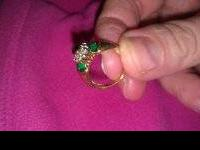 Beautiful ring size 4 call  Location: Endicott