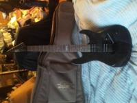 ESP LTD M100FM Electric Guitar for sale, works looks