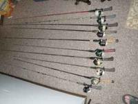 I have some nice quality rods and reels I need to sell.