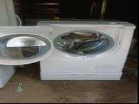 This nice Bosh Front-loader washer up to 16 pair