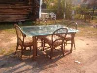 Good Condition Glass Extremely Heavy Call  Location: