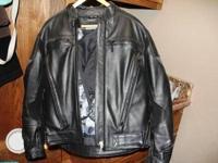 I have 2 nice motorycycle Jackets I am asking $100.00 a