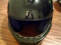 Model no: T-22 Size: Medium thick cushioned helmet.