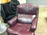 Really nice well built recliner cash or trade of gun