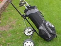 I HAVE A NICE SET OF LEFT HANDED STARTER GOLF CLUBS FOR
