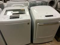 All LG front load washer/dryer sets are stackable !!!