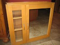 """Perfect Condition 27"""" Tall, 29 1/2"""" Wide, 8"""" Deep  //"""