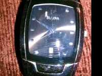 I HAVE A NICE MEN'S BULOVA WATCH. THE WATCH IS