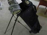 I have a full Set of Mens Graphite Shaft Golf Clubs