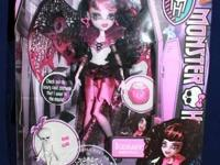 Selling my collection of Monster High Dolls All New In