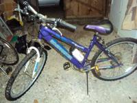 Brand: Roadmaster, 18speed, in very good condition....