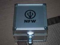 nfw style watch brand new in box owners manual the