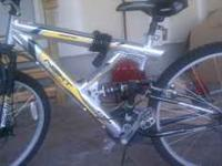 Nice bike, don't use it anymore. Its a 21 speed next