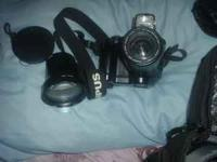 I have a really nice 35mm olympus that i dont use
