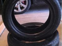 I have a nice pair of Kumho Solus KH16 P175/55 R15