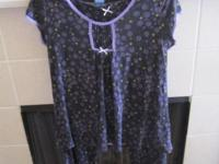 Very nice, soft pair of women's pajamas, Simply Vera by