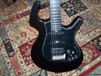 I HAVER A NICE PARKER NITEFLY GUITAR, MADE IN