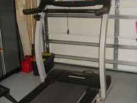 Nice Proform treadmill that is very clean and in great