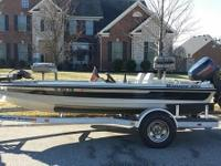 1989 Ranger 320V Commanche with 1988 Evinrude XP 100hp