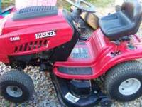i have a really nice huskee rider 17.5 hp ,46 in cut